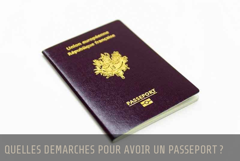 Quels documents faut-il pour faire un passeport ?